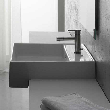 Ceramic Basins & Bathroom Sinks | ACS Bathrooms