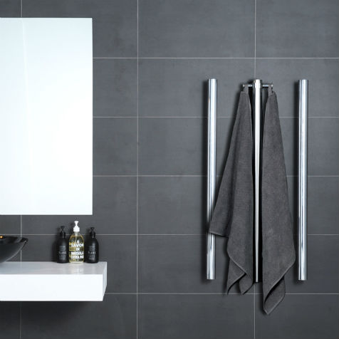 Heated Towel Rail For Your Bathroom | ACS Bathrooms
