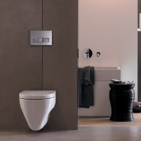 InWall Cistern Series