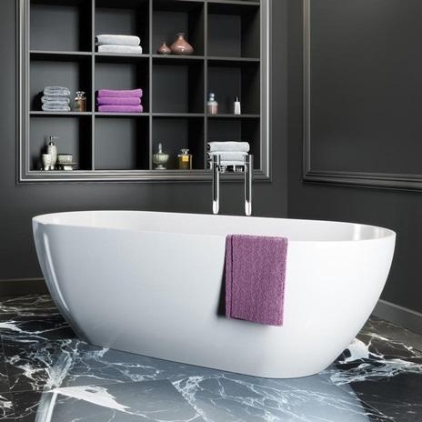 Acrylic Baths Matt Series