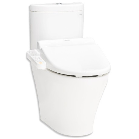TOTO Toilet Suite & Washlet