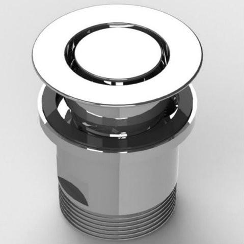 Basin Pop Down Waste Universal Chrome 32/40mm