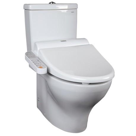TOTO Toilet Suite & Washlet