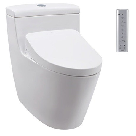 TOTO One Piece Toilet With Washlet