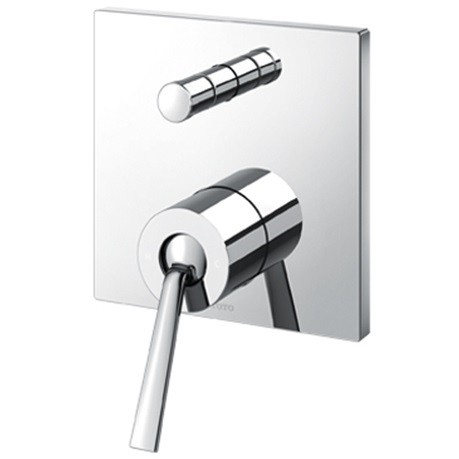 ZL Series Wall Mixer With Diverter